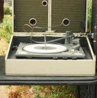 Turntable Smiley