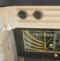 NYC Doorway Smiley