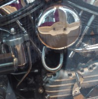 Motorcycle Smiley