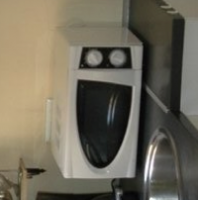 Microwave Smiley