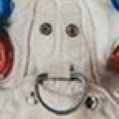 Astronaut Suit Smiley