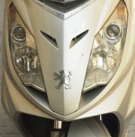 Motorcycle #SmileyFace