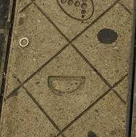 Sidewalk #SmileyFace