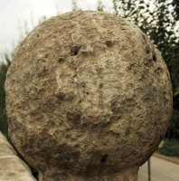 Cement Ball #SmileyFace