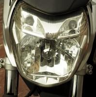 Motorcycle #SmileyFace