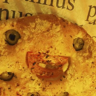 Flat Bread #SmileyFace