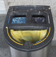 Be Sure to Sort Your Waste #SmileyFace