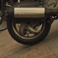 Motorcycle Wheel #SmileyFace