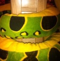Toy Snake #Smiley #SmileyFace