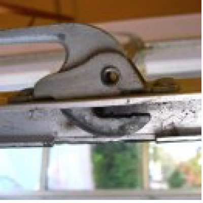 Window Latch Smiley