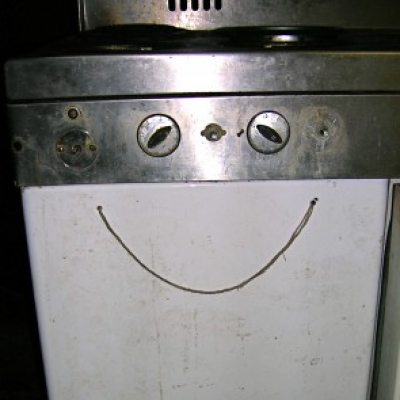 Stove Smiley