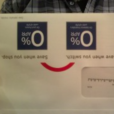 Junk Mail Smiley
