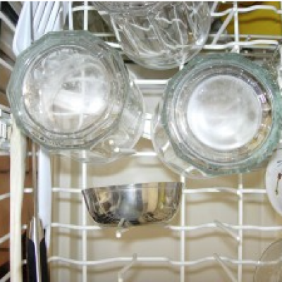 Dishwasher Smiley