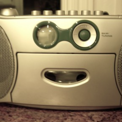 Boom Box Smiley