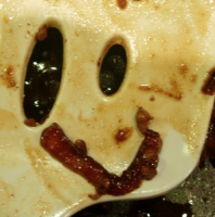 Burnt Onion on my Spatula Smiley