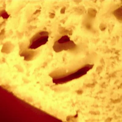 Sourdough Bread Smiley