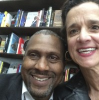 So Fun Meeting Tavis Smiley.