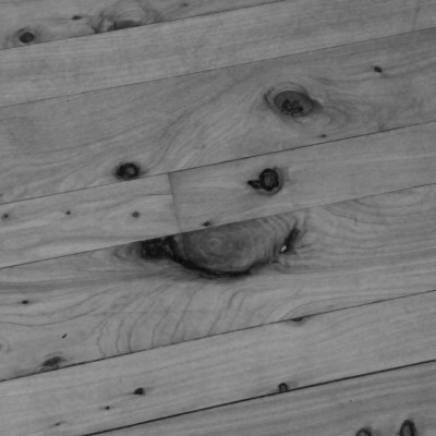 Wood Floor Smiley