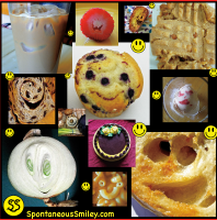 Food Smileys!
