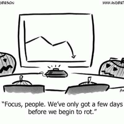Focus, people!