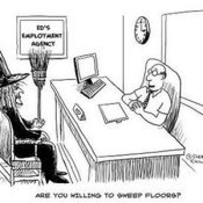 Witch Unemployment