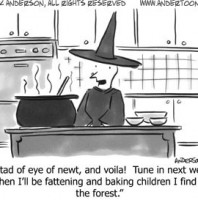 Halloween Cooking