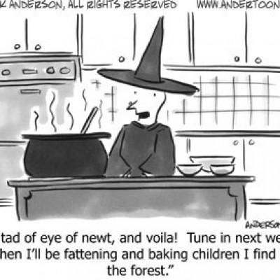 Halloween Cooking