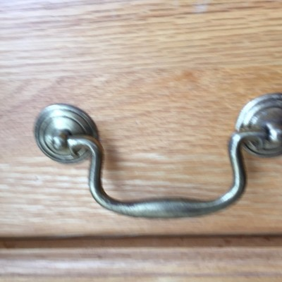 Drawer Pull Smiley
