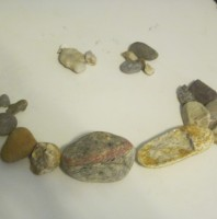 Rocks Smiley