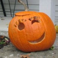 Pumpkin Smiley