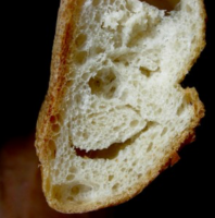 Sourdough Bread Smiley