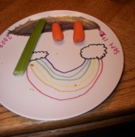Carrot Eyes Smiley, #Smiley