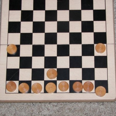Checkers Smiley