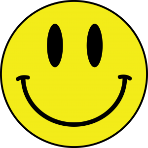 Iconic Yellow Smiley