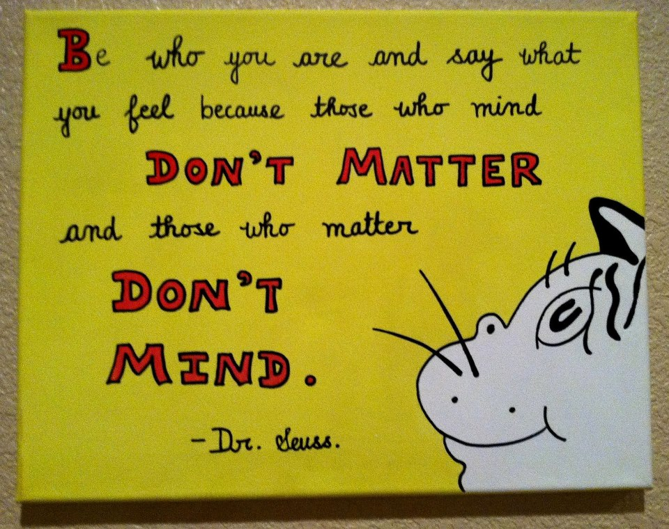 Dr Seuss Love Quotes Interesting I Love Drseuss Some Fave Quotes  Spontaneous Smiley