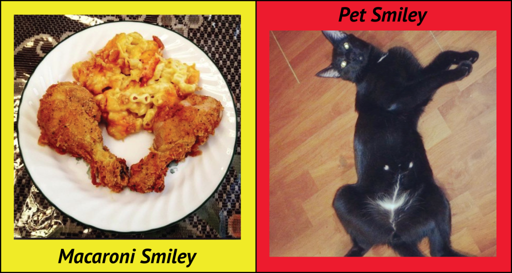 macaroni & cats smileys
