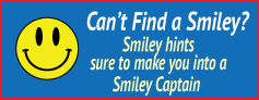 Hints for Finding Smileys