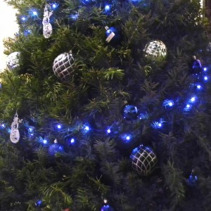 Christmas Lights Smiley
