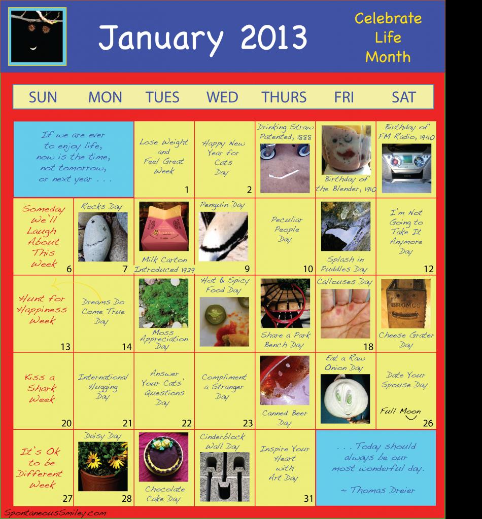 calendar 2013-1