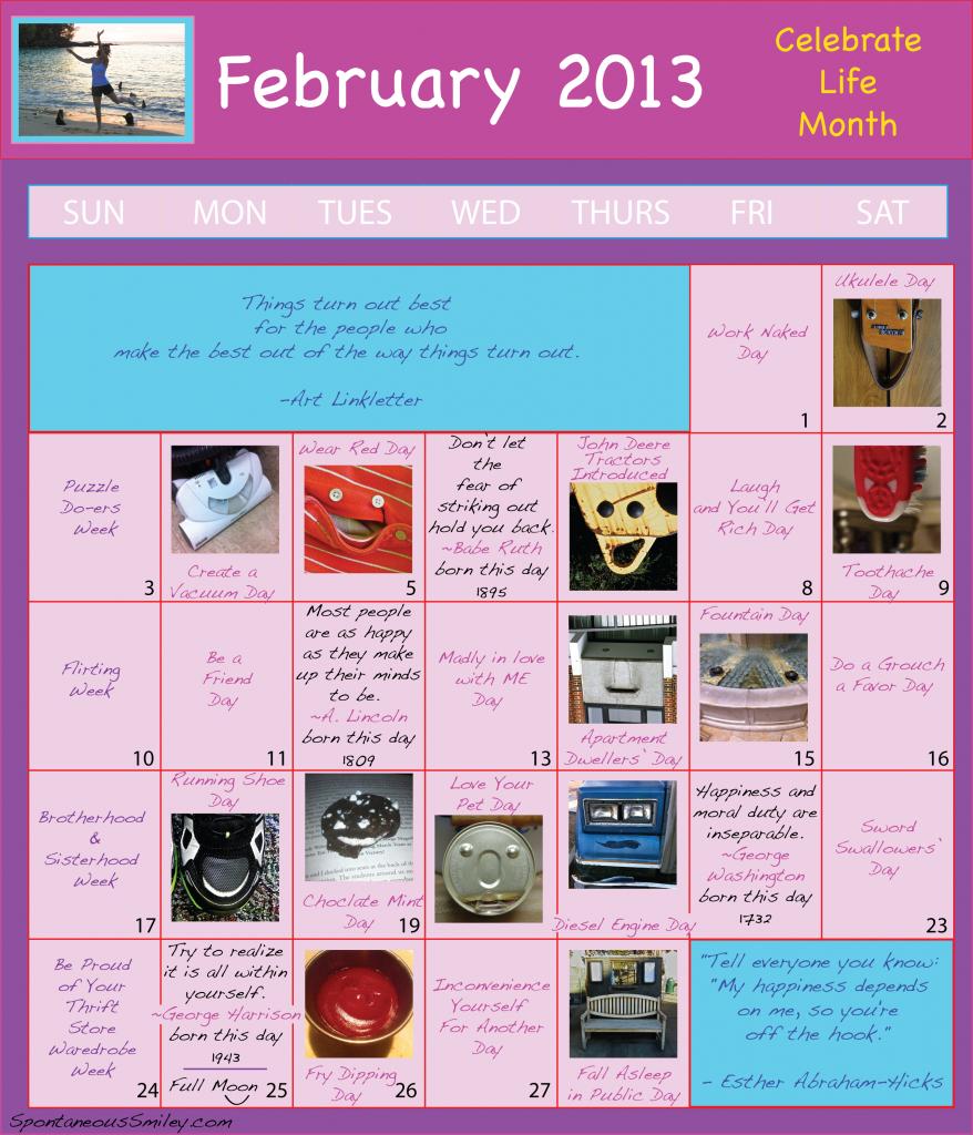 calendar 2013-2