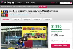 Paraguay widget