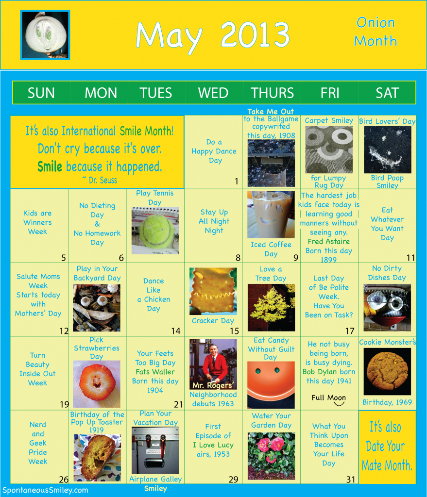 Calendar 2013-5
