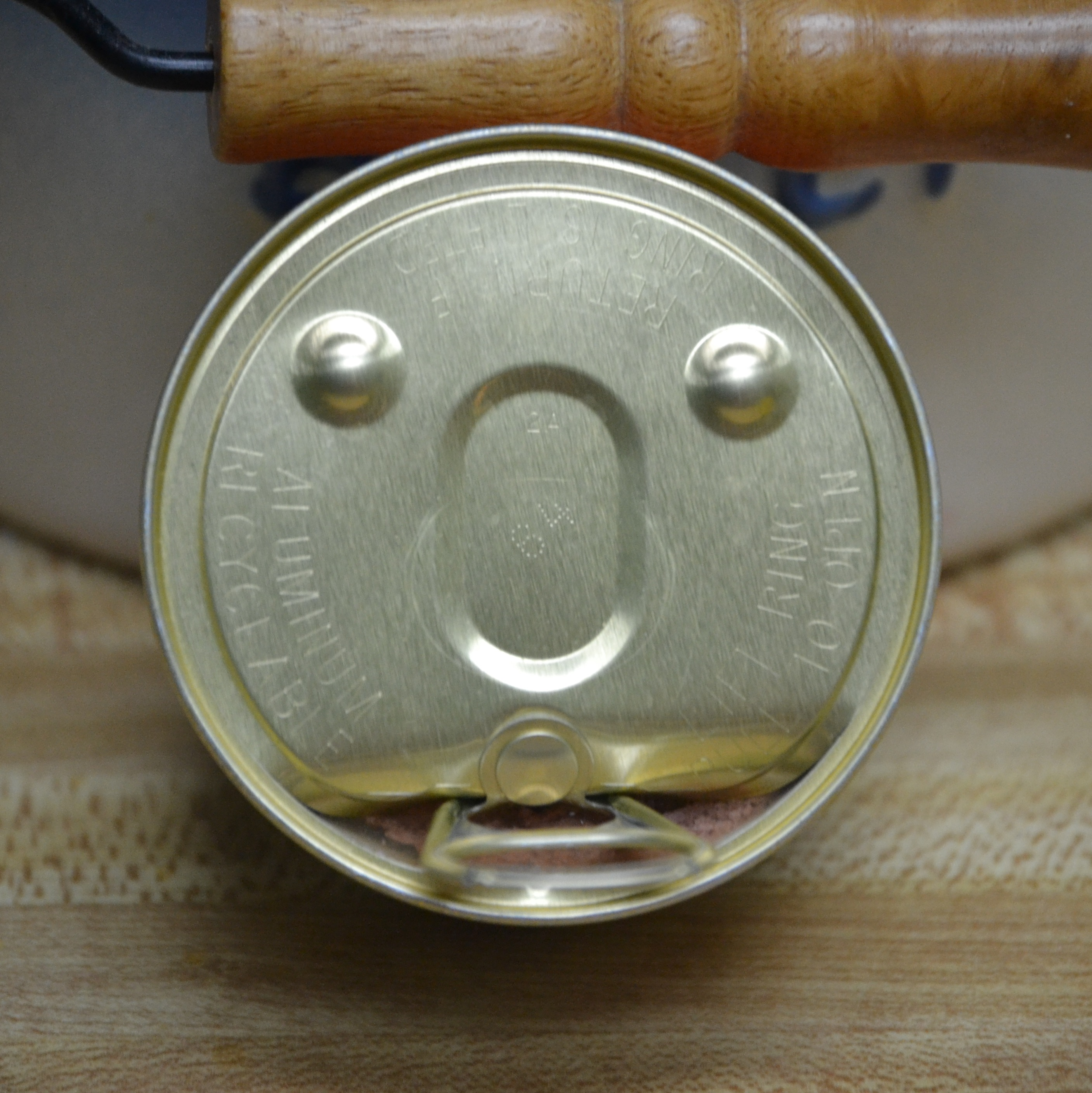 Cat Food Can Smiley | Spontaneous Smiley
