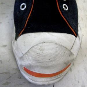 Shoe Smiley
