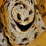 Raisin Bread Smiley
