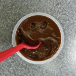 Chocolate Pudding Smiley