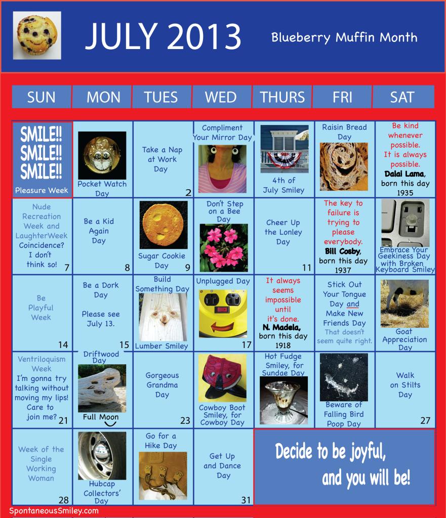Calendar 2013-7