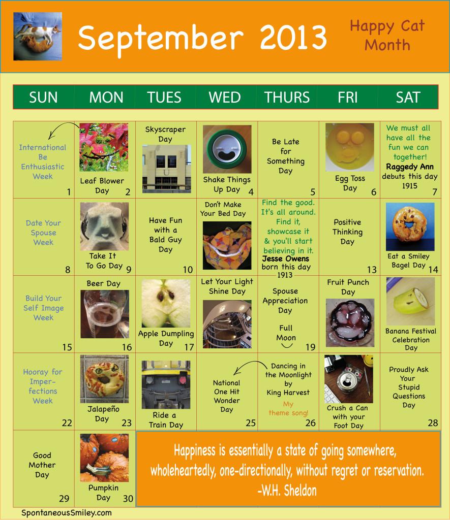 Calendar 2013-9