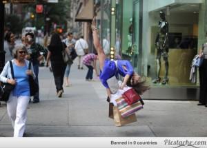 ballet shopping