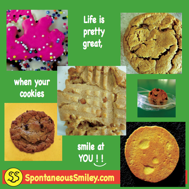 cookie smileys